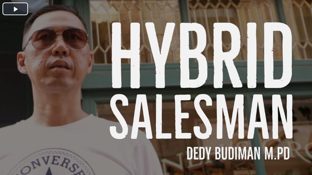 Sales 4.0 - Hybrid Salesman