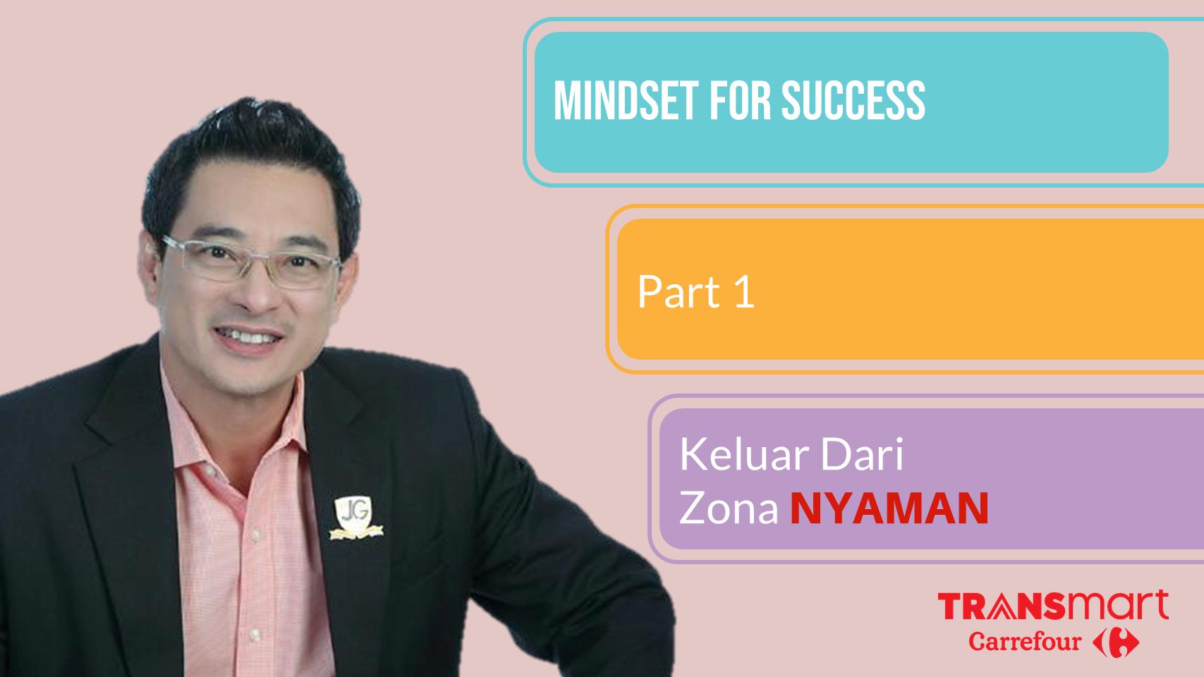Mindset for Success Part 1