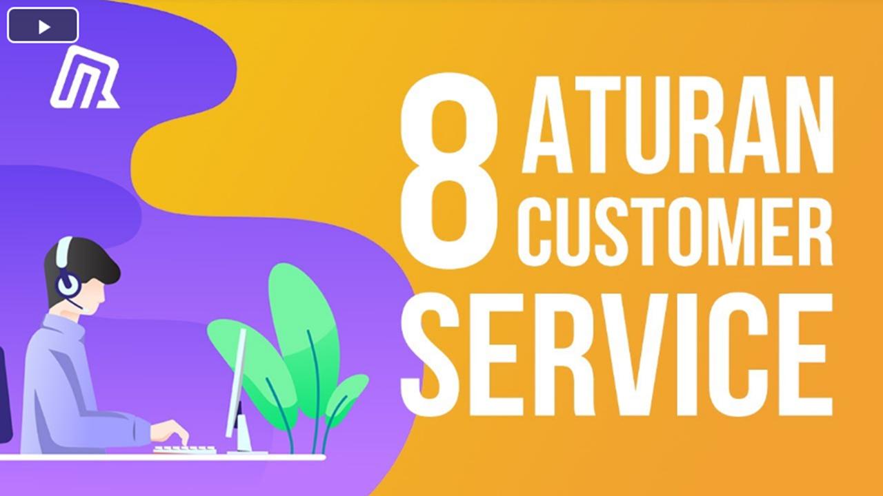 8 Tips Aturan Customer Service yang Baik