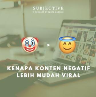 Kenapa Konten Negatif Lebih Mudah Viral