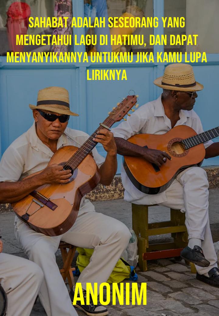 Sahabat lagu di hatimu