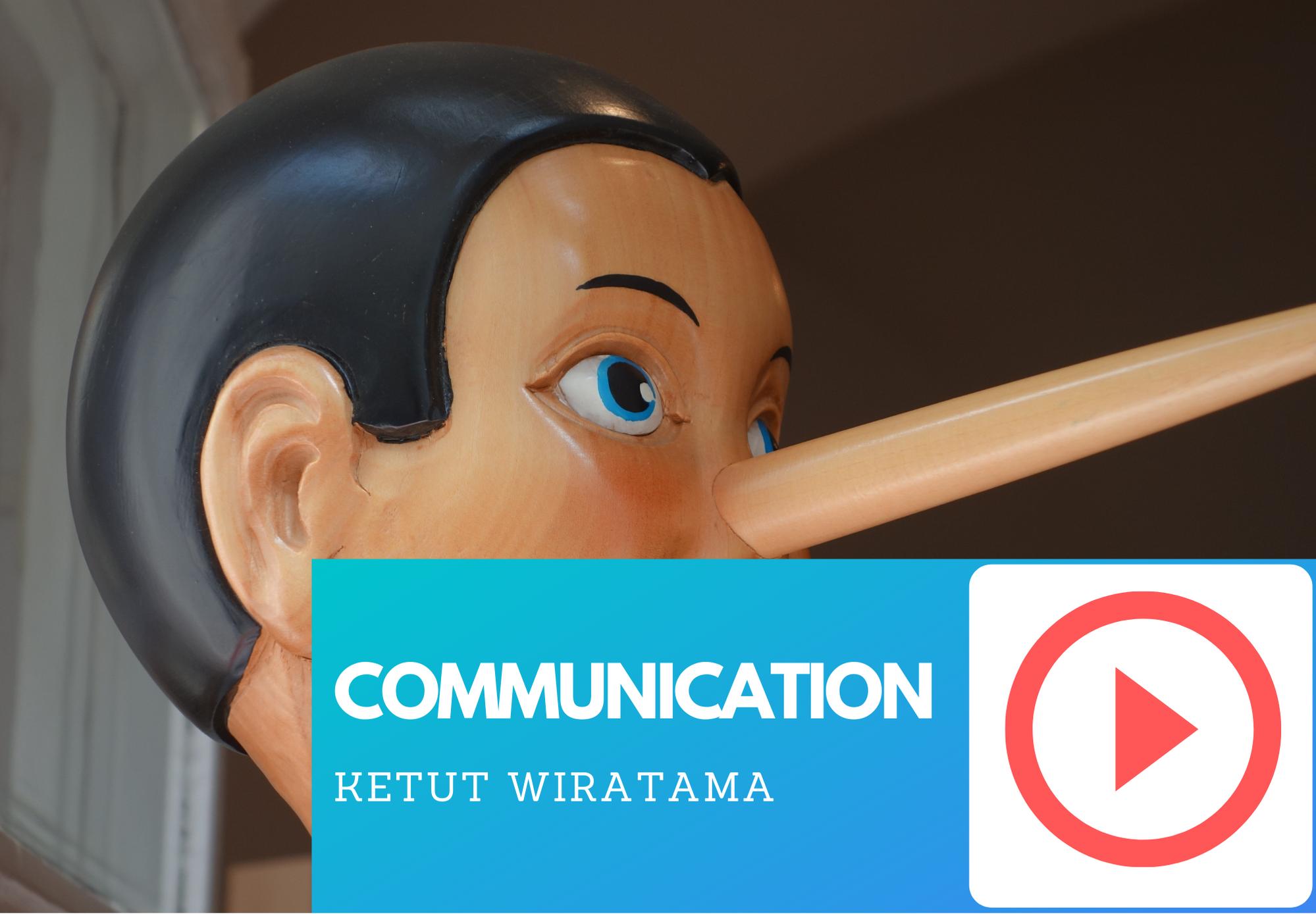 Cara Mendeteksi Kebohongan melalui Komunikasi dan Bahasa Tubuh