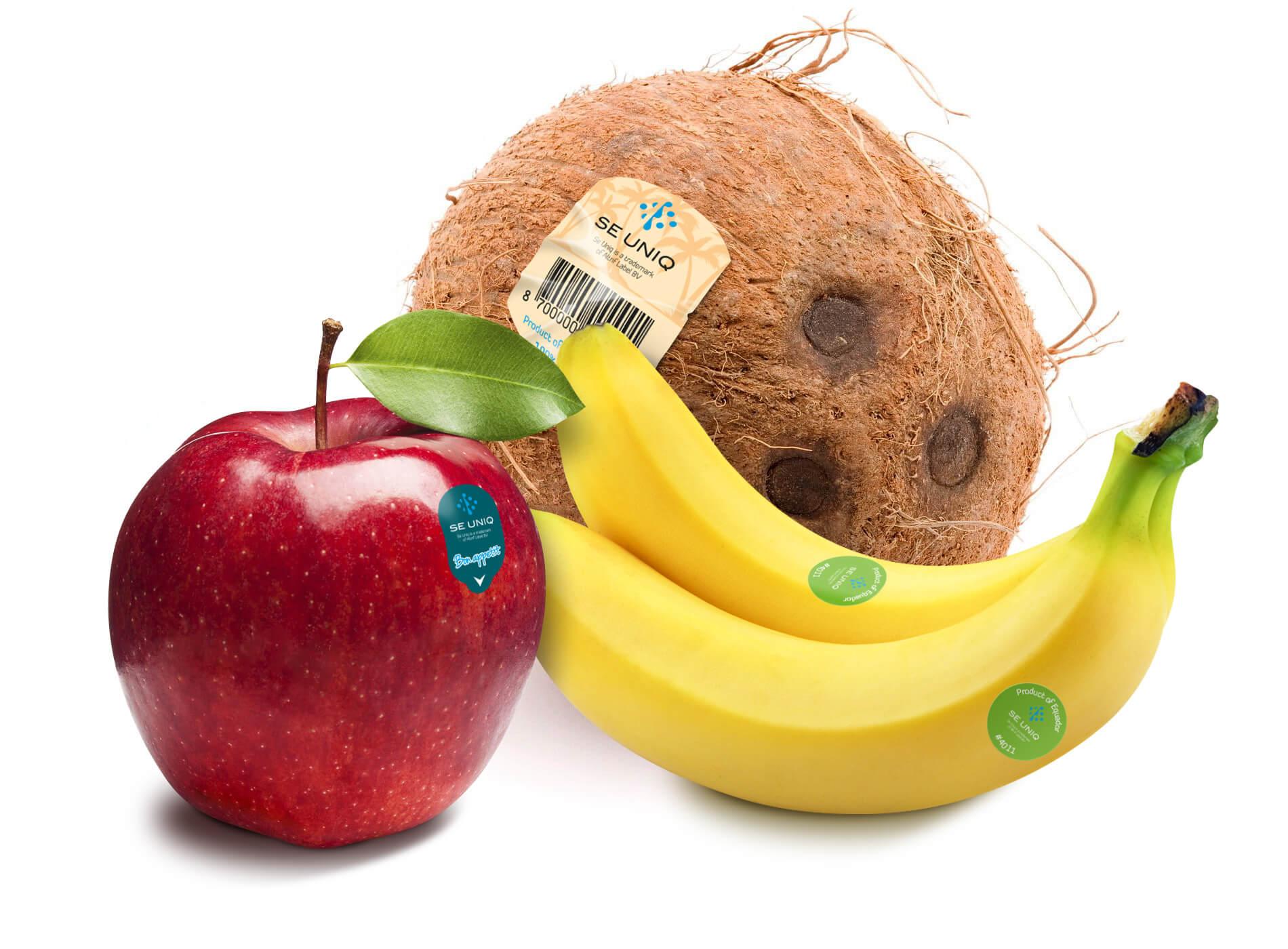 Cara memilih buah yang baik dan Arti code pada stiker buah