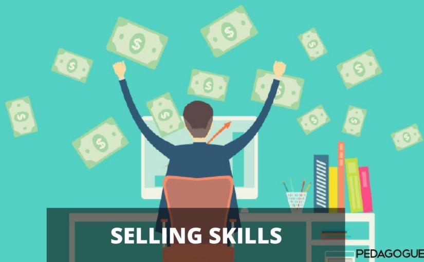 Selling Skill Order Taker B2B