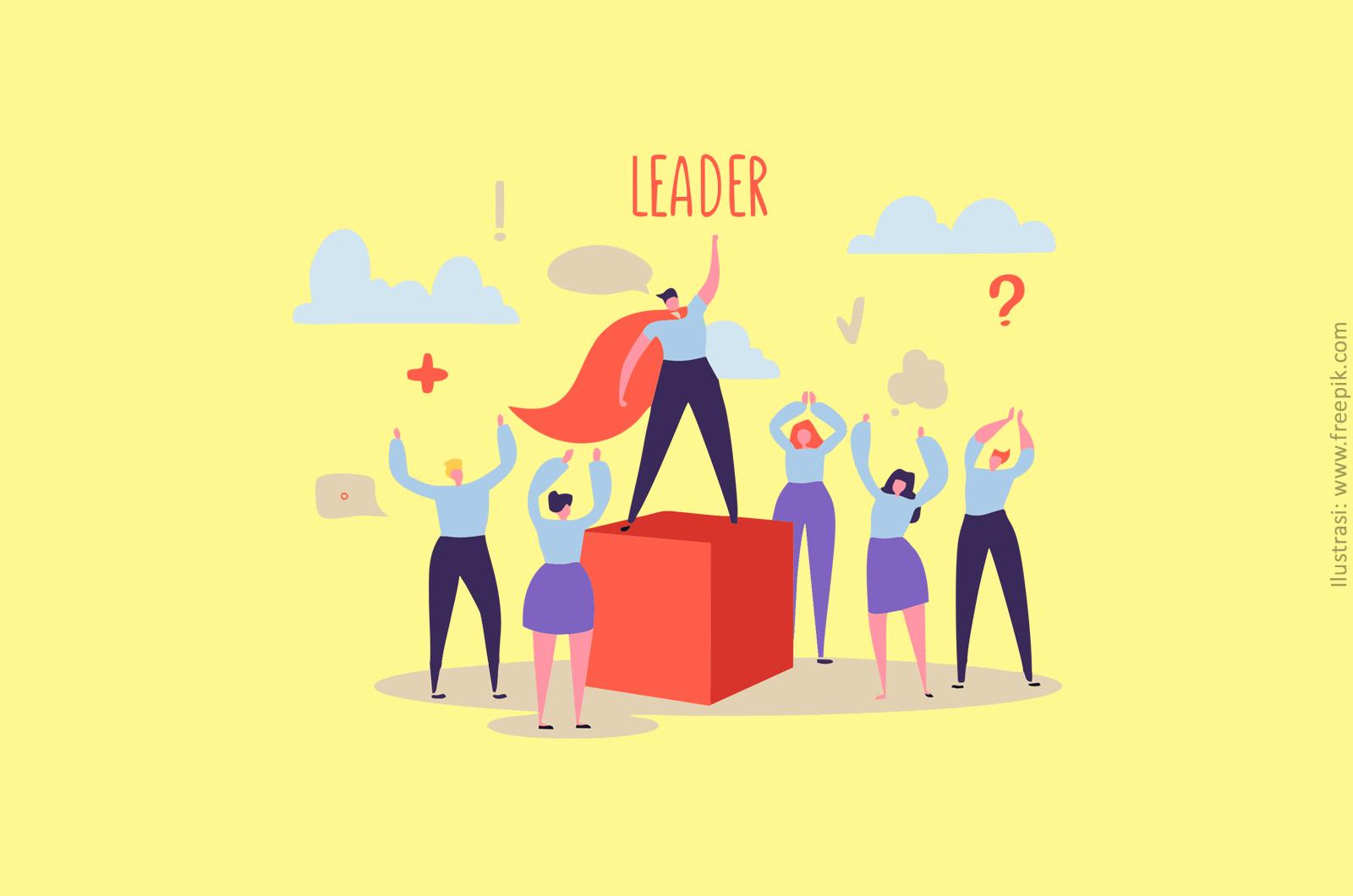 Cara Pemimpin Memperdayakan Anggota Tim